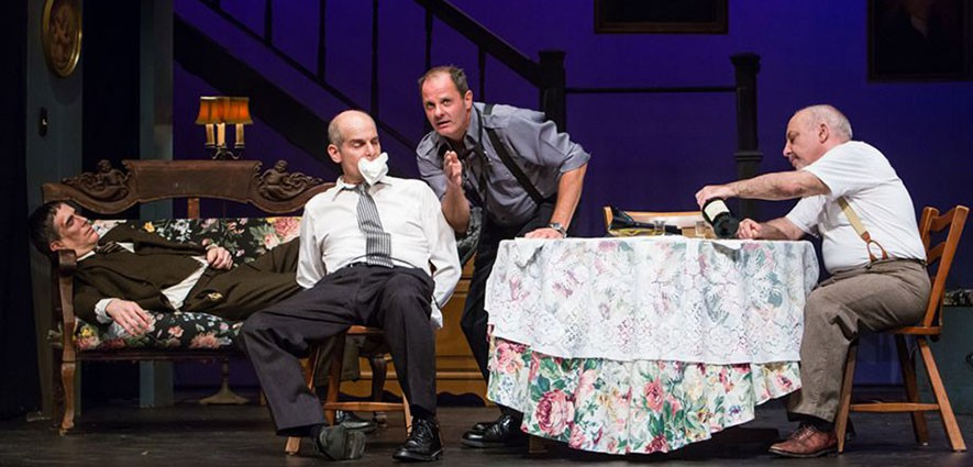 2015 Arsenic and Old Lace
