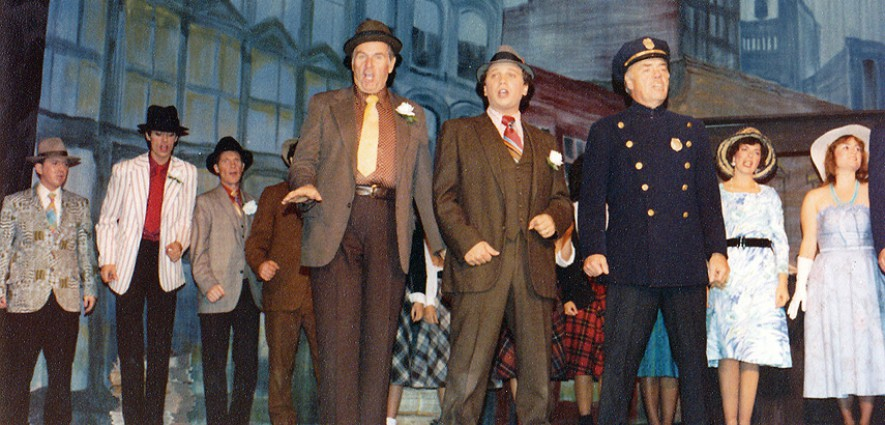 1980 Guys and Dolls